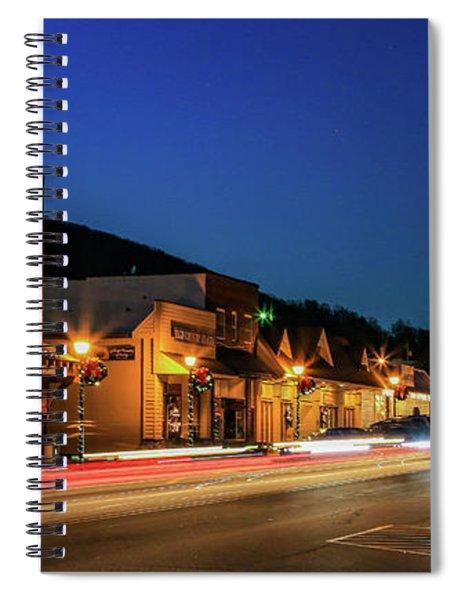Brewhaus In Lights Spiral Notebook