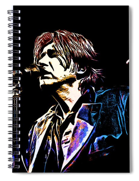 Brian Ferry Collection - 2 Spiral Notebook