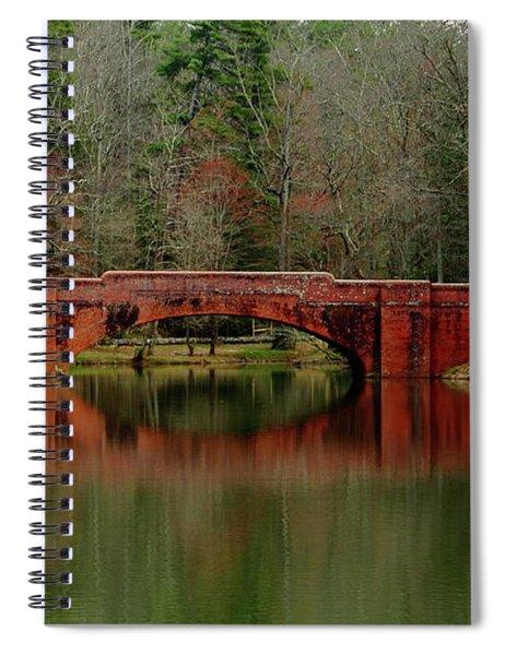 Bridges To Cross Spiral Notebook