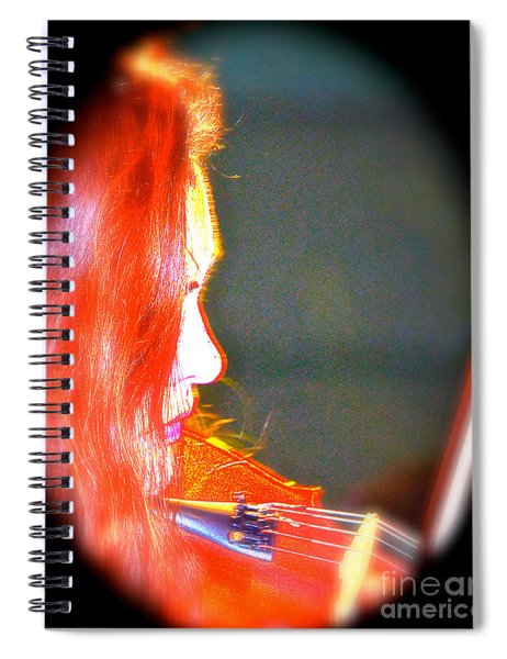 Bridget Law Spiral Notebook