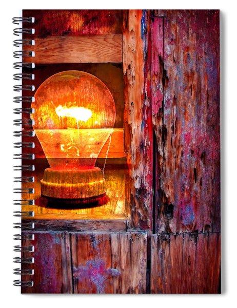 Bright Idea Spiral Notebook