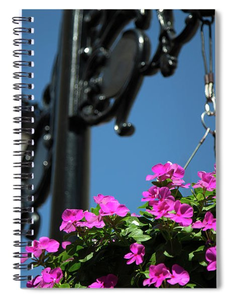 Bright Momories From Plovdiv 1 Spiral Notebook