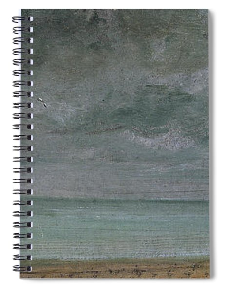Brighton Beach Spiral Notebook