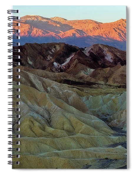 Brilliant And Subdued Spiral Notebook