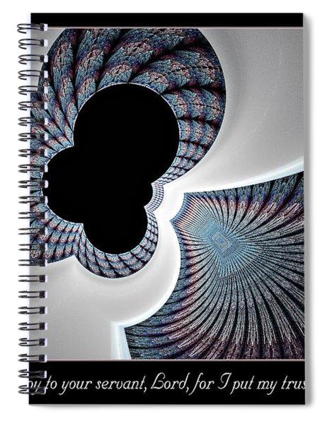 Bring Joy Spiral Notebook