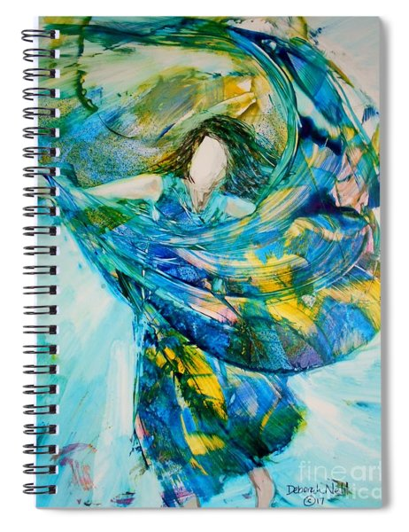 Bringing Heaven To Earth Spiral Notebook