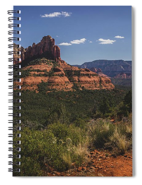 Brins Mesa Trail Vista Spiral Notebook