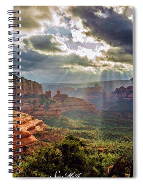 Brins Ridge 04-053 Spiral Notebook