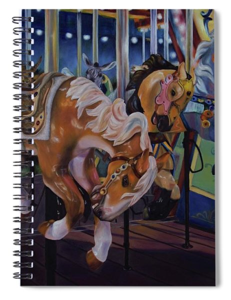 Bronc Busting 101 Spiral Notebook