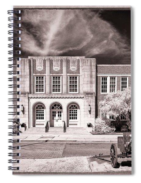 Brookland - Cayce H S Spiral Notebook