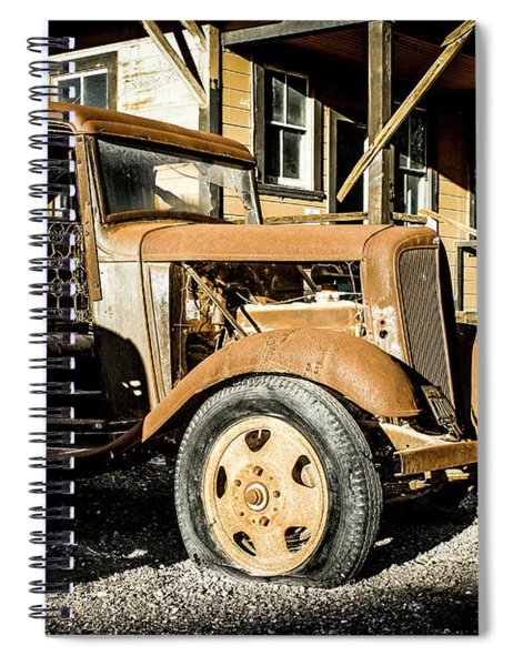 Vintage 1935 Chevrolet Spiral Notebook