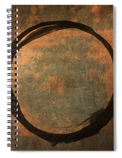 Brown Enso Spiral Notebook
