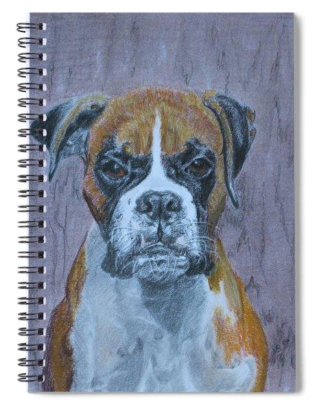 Bruce Spiral Notebook