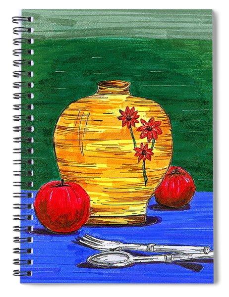 Brunch Spiral Notebook