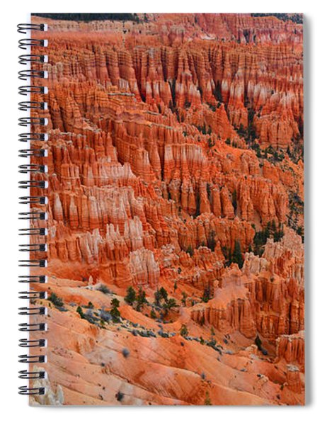 Bryce Canyon Megapixels Spiral Notebook
