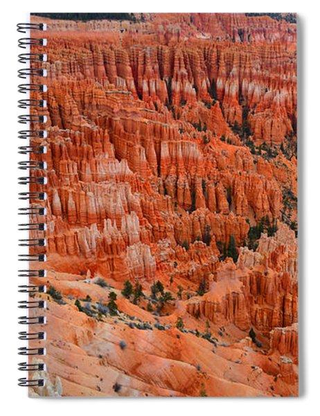 Bryce Canyon Megapixels Spiral Notebook