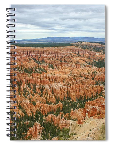 Bryce National Park Utah Spiral Notebook