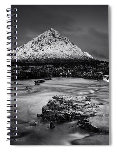Buachaille Etive Mor Mono Spiral Notebook