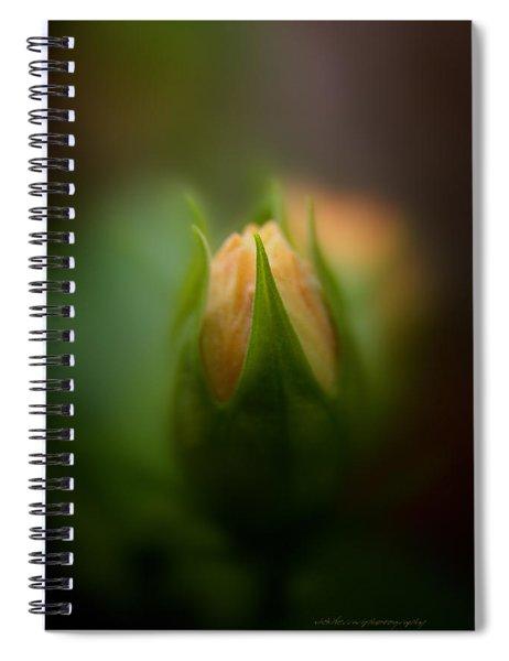 Bud Spiral Notebook