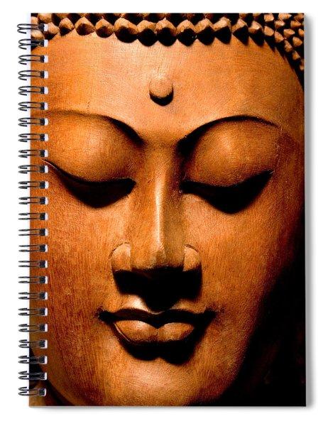 Buddha Calm Spiral Notebook
