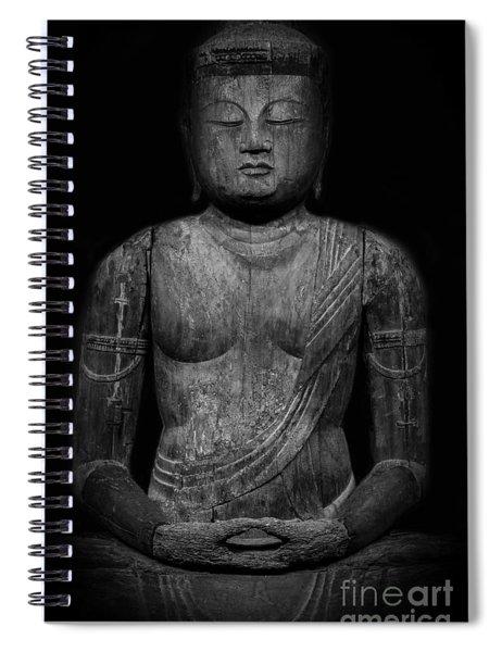 Buddha Mahavairocana Spiral Notebook