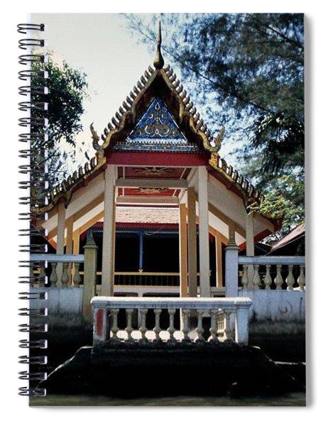 Buddhism Spiral Notebook