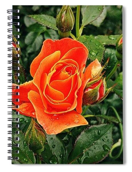 Budding Beauty Spiral Notebook