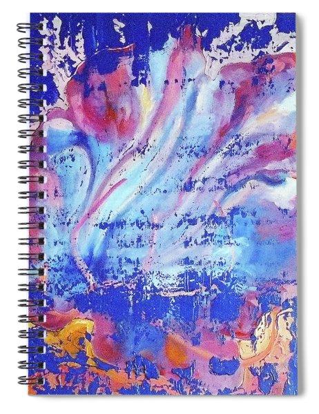 Bue Gift Spiral Notebook