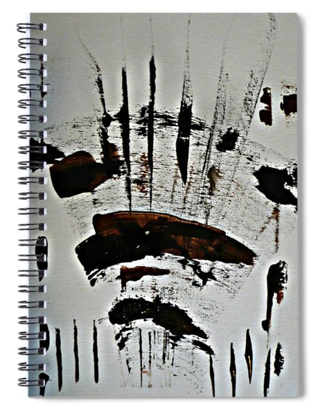 Buffalo Run Spiral Notebook