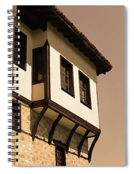 Bulgarian House Spiral Notebook