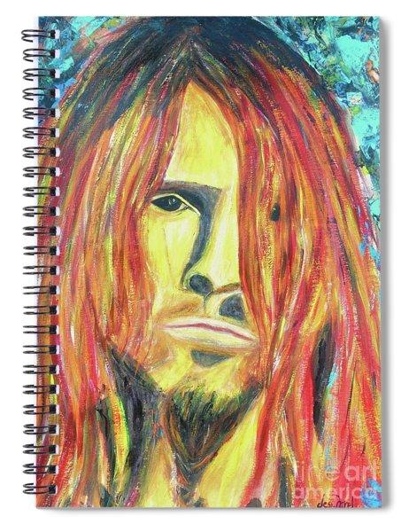 Bumblefoot Spiral Notebook