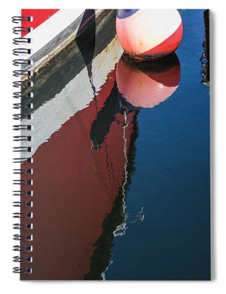 Bumper Spiral Notebook