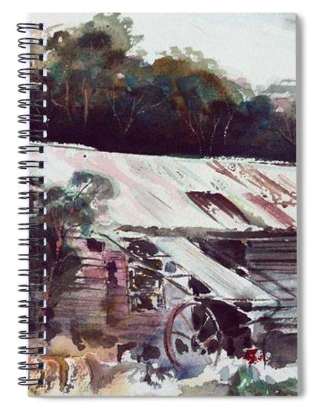 Buninyong Dairy Spiral Notebook