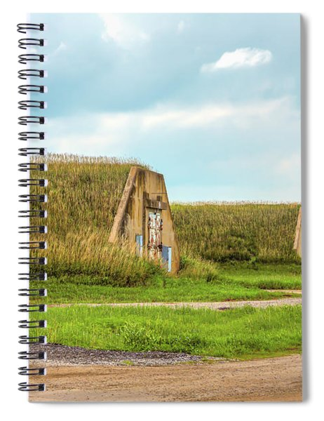Bunkers Spiral Notebook