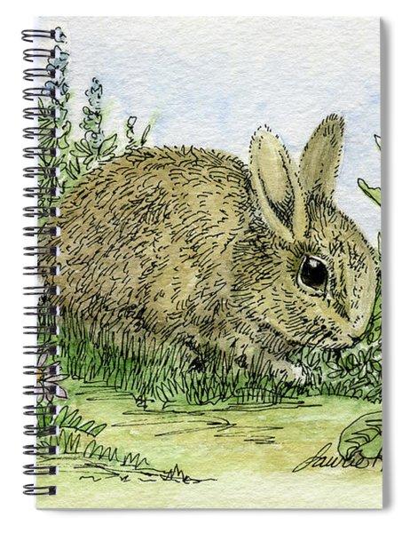 Bunnies Spiral Notebook