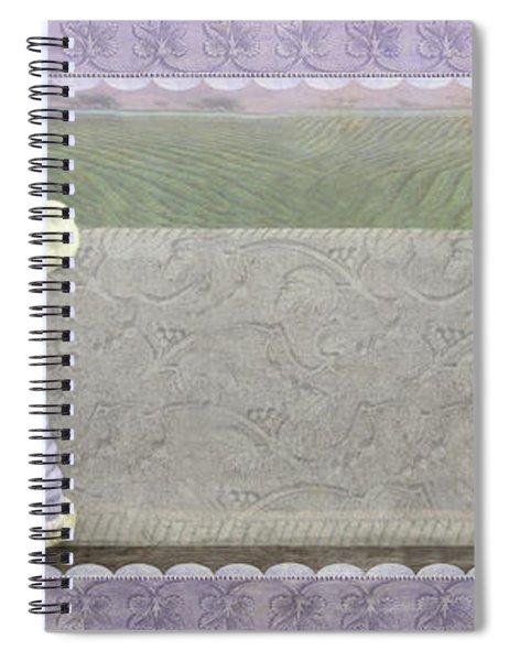 Bunny Hops Away Spiral Notebook