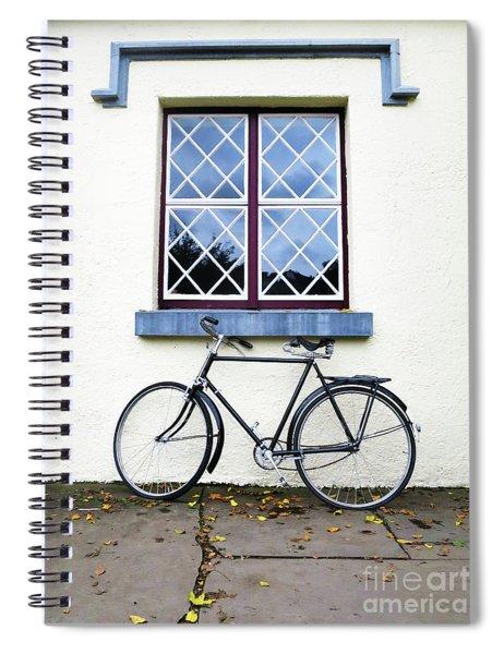 Bunratty Bike Spiral Notebook