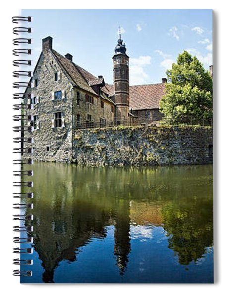 Burg Vischering Spiral Notebook