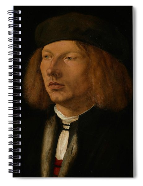 Burkhard Of Speyer Spiral Notebook
