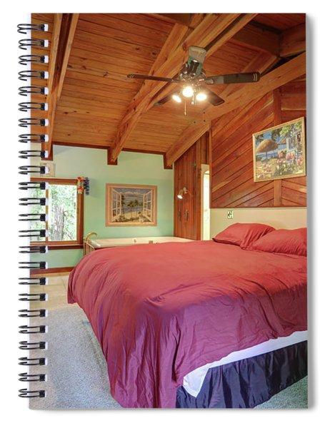 Burns Rd Mbr Spiral Notebook