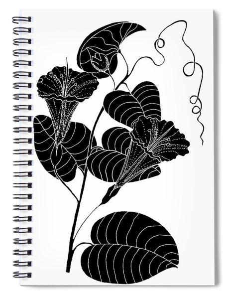 Bush Potato2 Spiral Notebook