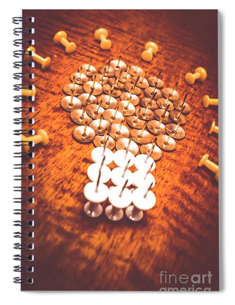 Busiiness Still Life Ideas Spiral Notebook