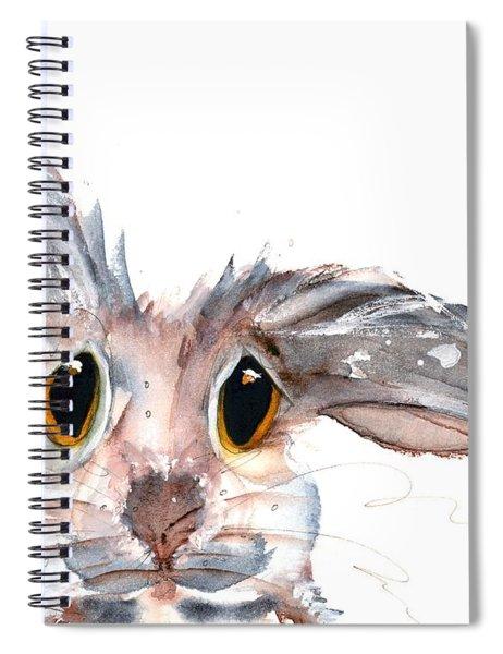 Buster Spiral Notebook