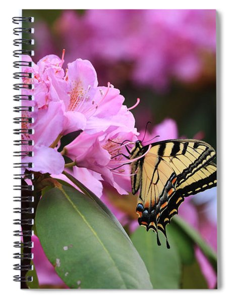 Butterfly Paradise Spiral Notebook