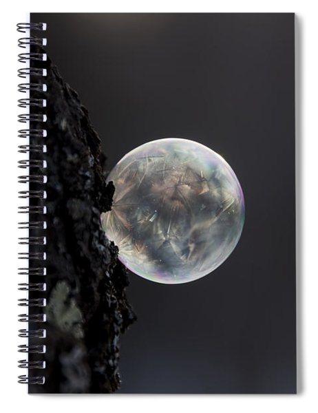 By A Thread Spiral Notebook