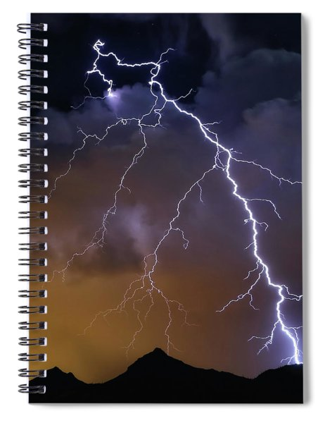 By Accident Spiral Notebook