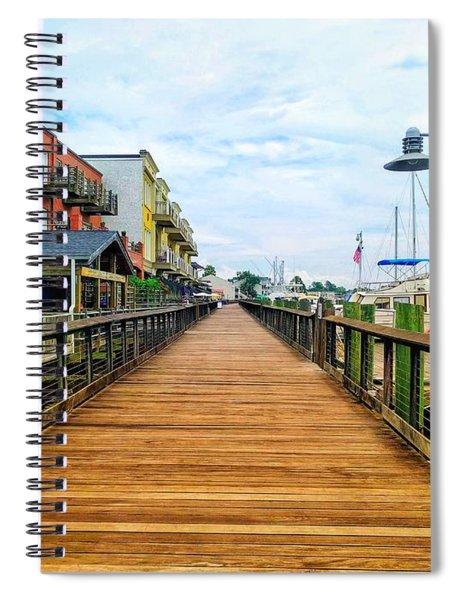 By George Spiral Notebook
