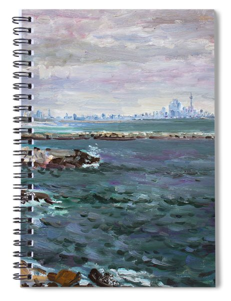 By Lakeshore Mississauga Spiral Notebook
