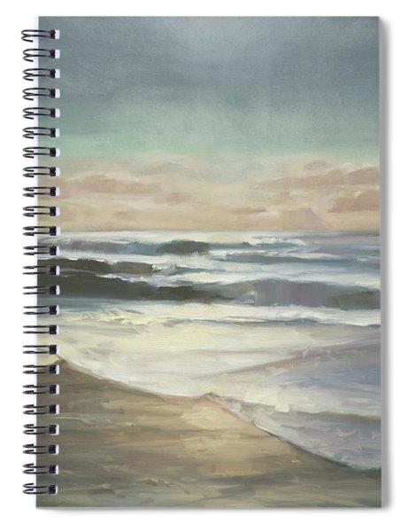 By Moonlight Spiral Notebook