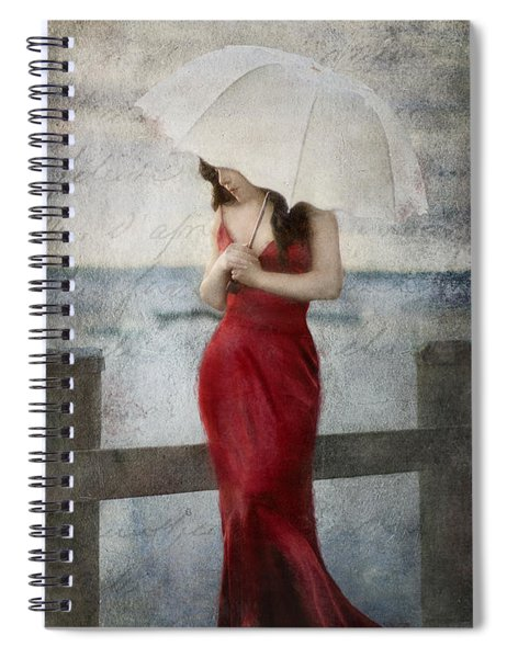 By The Northport Sea Spiral Notebook